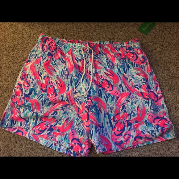 85afc06e10eb9c Lilly Pulitzer Swim | Mens Bathing Suit | Poshmark